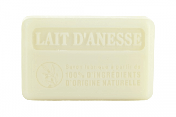 125g Natural French Soap - Donkey Milk